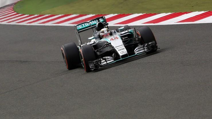 F1: Hamilton z pole position przed GP Wielkiej Brytanii