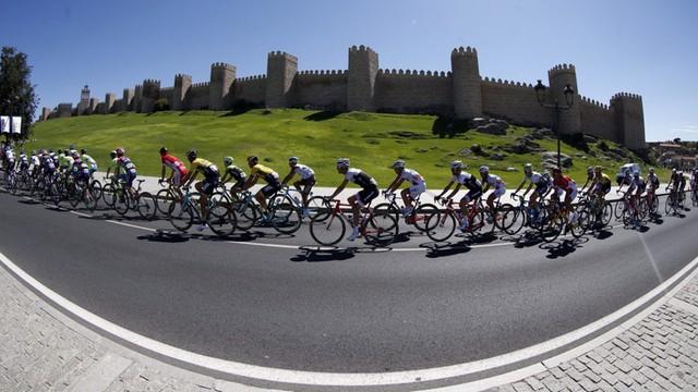 Vuelta a Espana: etapowe zwycięstwo Gougearda, Majka wciąż czwarty