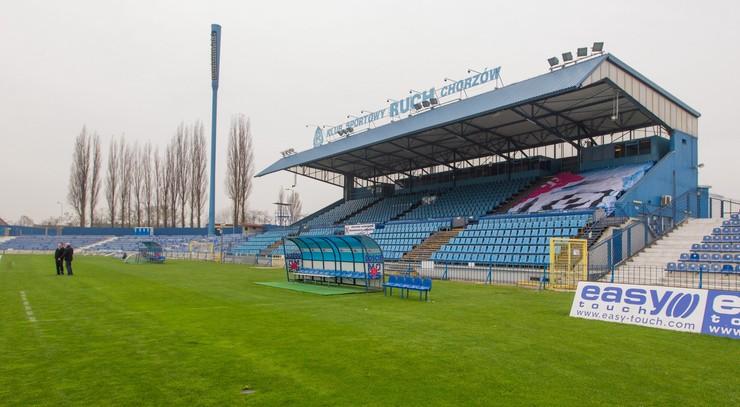 Stadion Niebieskich będzie zmodernizowany; optymistycznie za 3 lata