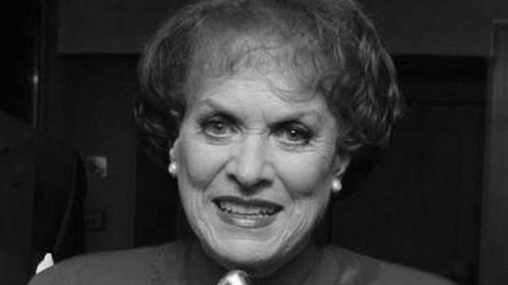 Zmarła amerykańska aktorka Maureen O'Hara