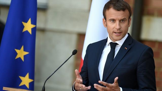 Macron: Polska stawia się na marginesie UE w wielu kwestiach