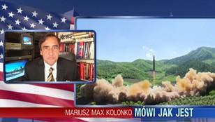 Mariusz Max Kolonko - Nowe rakiety Kima mogą wylądować przed Białym Domem