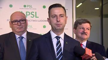 Nadszedł czas działania, nie apelowania. Kosiniak-Kamysz zapowiedział, że PSL w wyborach samorządowych pójdzie własną drogą