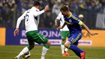 2015-11-13 Baraże EURO 2016: Cenny remis Irlandii w meczu we mgle
