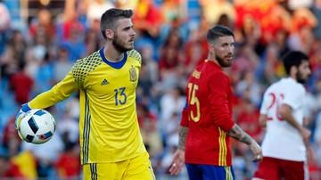 Hiszpania - Czechy: Znamy składy. Jest de Gea!