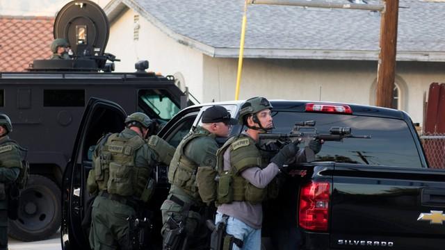 USA: Strzelanina w San Bernardino - 14 osób zginęło, sprawcy zastrzeleni przez policję