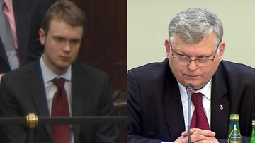 30-03-2017 13:43 Syn Tuska chce przeprosin od Suskiego i wpłaty 50 tys. zł na WOŚP