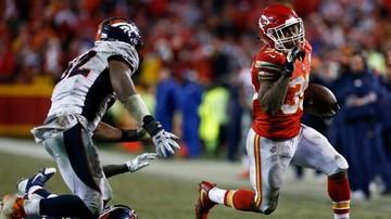 2016-12-26 NFL: Triumfatorzy Super Bowl stracili szanse gry w play off