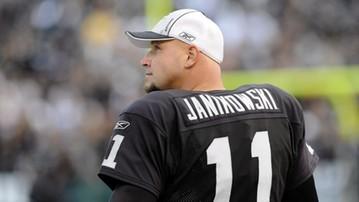 2016-12-05 NFL: Dziesiąte zwycięstwo Raiders, dwanaście punktów Janikowskiego