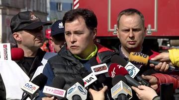 Marek Rusin, prokurator rejonowy w Świdnicy: wstępne oględziny jeszcze w niedzielę