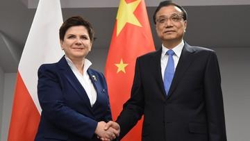 05-11-2016 11:18 Premier Szydło spotkała się z premierami Chin, Łotwy i Serbii