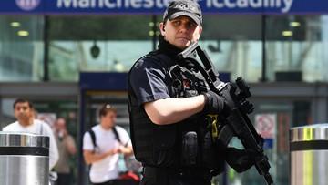 28-05-2017 17:42 Wielka Brytania: 25-letni mężczyzna zatrzymany w związku z zamachem w Manchesterze