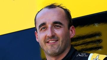 2017-11-27 Formuła 1: Kubica przejdzie szczegółowe badania