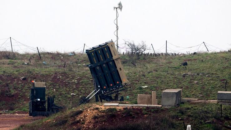 Izraelski system obrony przeciwrakietowej ma być gotowy w kwietniu