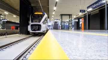 11-12-2016 07:37 Pierwszy pociąg wyjechał o 5:30. Otwarcie nowego dworca Łódź Fabryczna