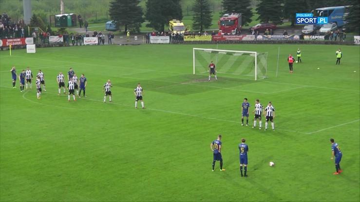 2017-05-07 Sandecja Nowy Sącz - Stomil Olsztyn 2:1. Skrót meczu