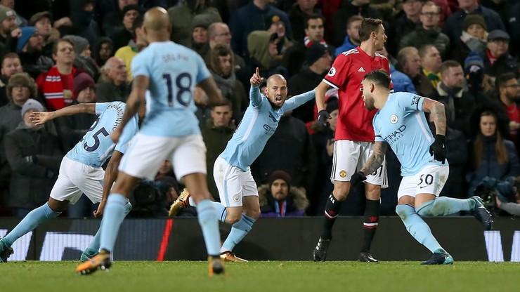 Maszyna Guardioli nie do zatrzymania w Premier League! Derby Manchesteru dla City