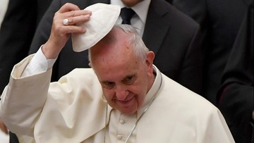 26-11-2016 12:51 Papież: zakonnicy żyjący jak bogacze ranią wiernych i szkodzą Kościołowi