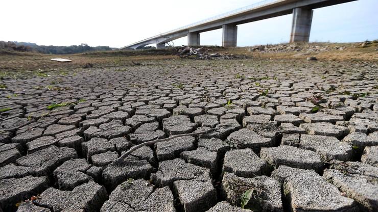 Ekstremalna susza w Portugalii objęła 95 proc. terytorium kraju