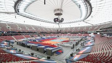 2017-08-23 Konferencja prasowa przed LOTTO Eurovolley Poland 2017. Transmisja w Polsacie Sport News