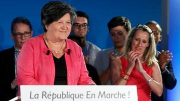 18-06-2017 22:35 Szefowa partii Macrona: odblokować gospodarkę i wyzwolić energię Francuzów