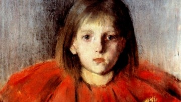 11-04-2016 17:01 Szukają sobowtóra dziewczynki z portretu Olgi Boznańskiej