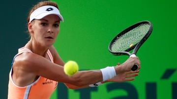 2017-03-24 WTA w Miami: Awans Radwańskiej! Trzecia runda przed nią