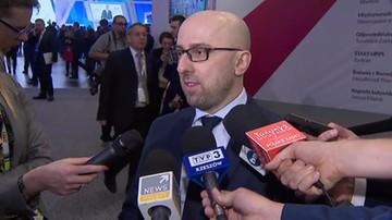 Łapiński: konieczna jest pilna naprawa relacji na linii BBN-MON
