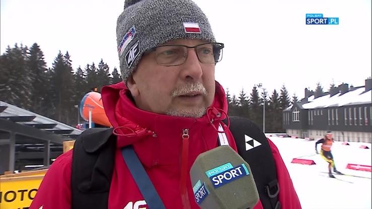Trener reprezentacji Polski w biathlonie: Jest nadzieja na medale pań