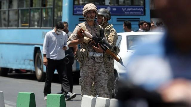 Iran: Zatrzymano 41 osób podejrzanych o związek z atakami w Teheranie