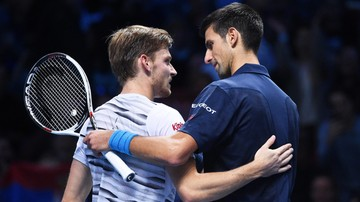 2016-11-17 ATP World Tour Finals: Djokovic niepokonany w grupie Ivana Lendla
