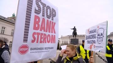 26-07-2017 11:04 Raport: większość spraw sądowych z bankami wygrywają frankowicze