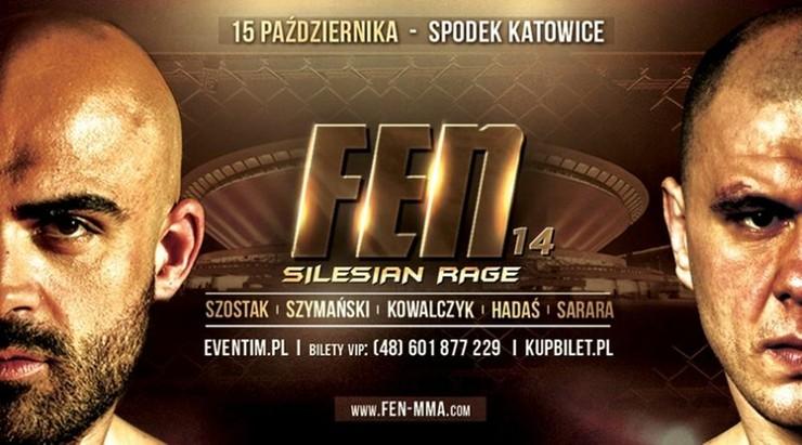 FEN 14 Silesian Rage