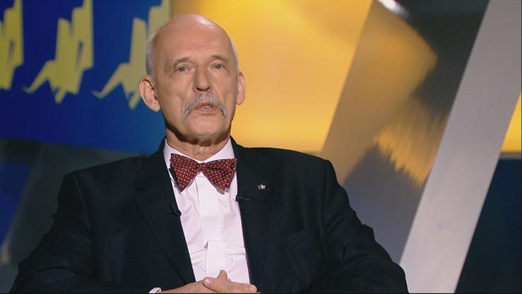 Korwin-Mikke: teraz naszym wrogiem jest Ukraina