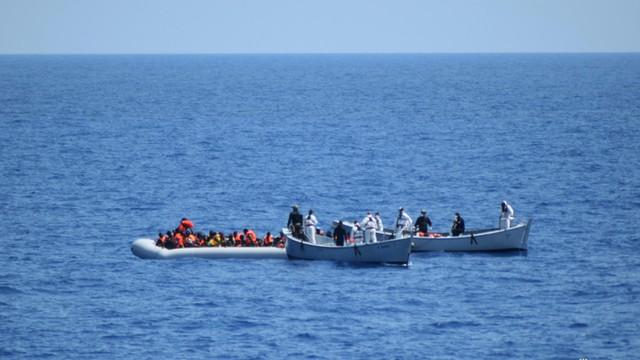 Katastrofa łodzi z uchodźcami u wybrzeży  Turcji - utonęło ponad 20 osób