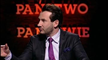 """09-04-2016 12:57 Nierzeczywista rzeczywistość śledczych. """"Państwo w Państwie"""" w Polsat News w niedzielę o 19:30"""