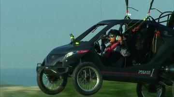 Podróż samochodem nad kanałem La Manche. Udany test