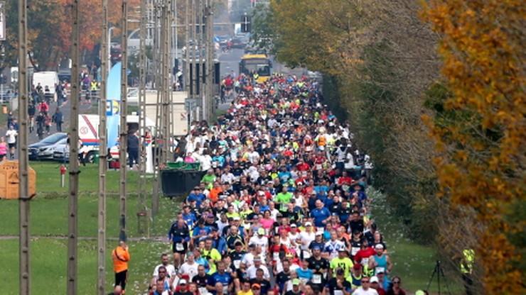 Śmierć na trasie maratonu poznańskiego