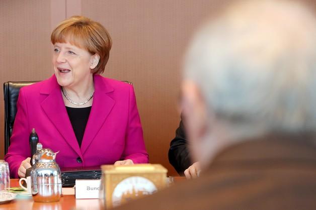 Merkel nie pojedzie do Moskwy na obchody 9 maja