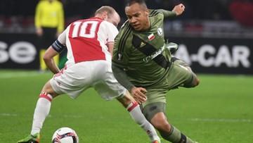 23-02-2017 21:04 Porażka w Amsterdamie. Legia odpadła z Ligi Europy