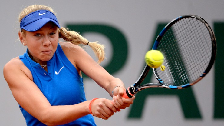 French Open: 15-letnia Anisimova otrzymała dziką kartę