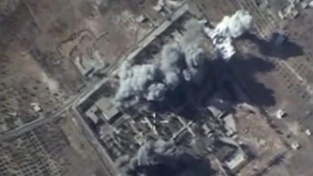 Syria: lotnictwo zaatakowało islamistów koło Aleppo