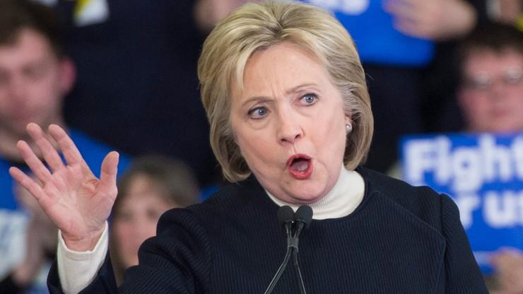 Porażka Clinton w prawyborach w New Hampshire. Wśród Republikanów wygrywa Trump