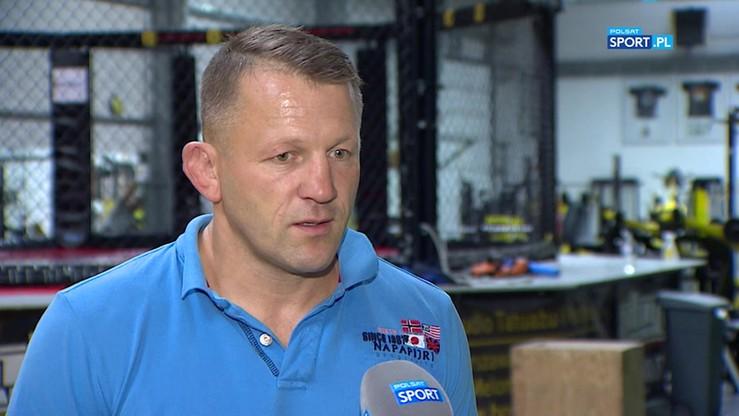 Jocz: Przygoda Oświecińskiego z MMA trwa krótko, ale ma spory potencjał