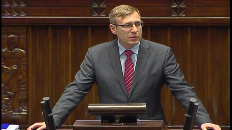 PiS: Maciej Małecki na spotkaniu opozycji ws. TK. W charakterze obserwatora