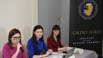 08-03-2017 13:44 Ordo Iuris: postulaty feministek obce większości Polek