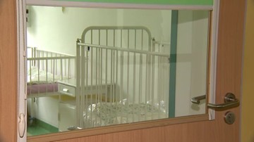 Posiniaczone niemowlę trafiło do szpitala w Stargardzie. Śledztwo ws. znęcania się nad dziećmi