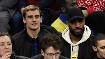 2018-01-12 Wyjątkowi goście na meczu NBA w Londynie