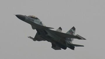 22-07-2016 19:31 Rosyjskie samoloty zbombardowały w Syrii bazę wojskową Amerykanów i Brytyjczyków