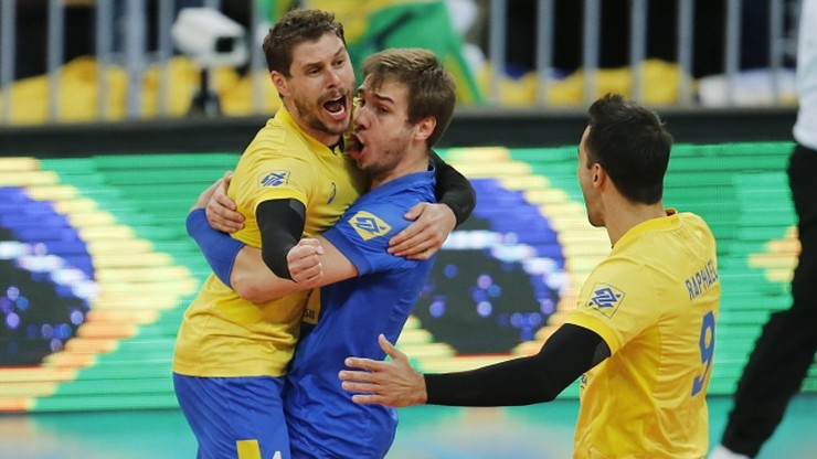Finał Ligi Światowej: Brazylia – Francja. Transmisja w Polsacie Sport